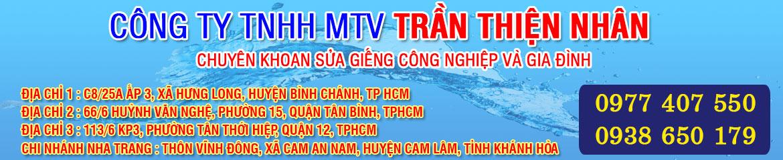 CÔNG TY TNHH MTV TRẦN THIỆN NHÂN